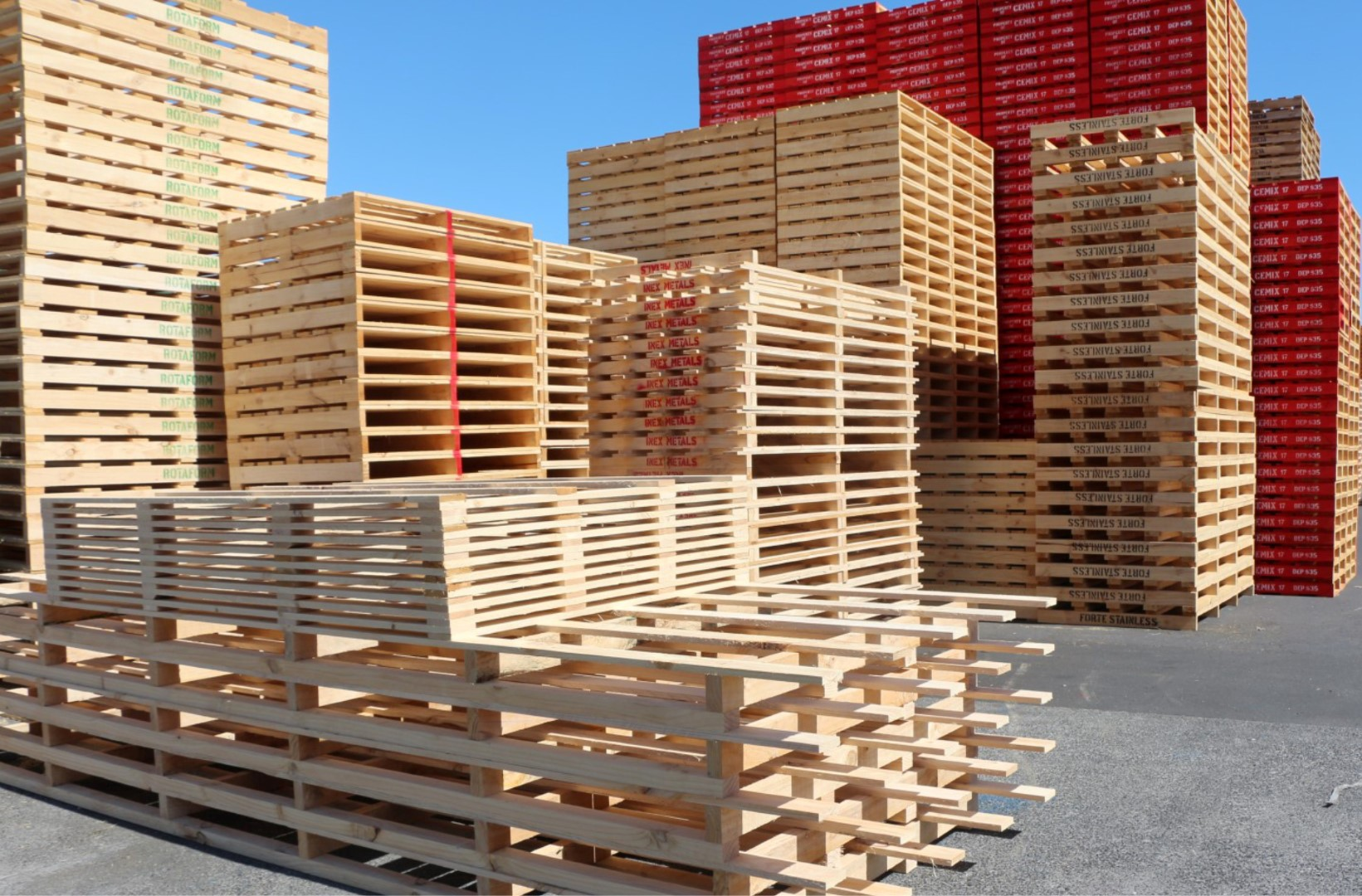 Kiwi Pallets | New & Used Wooden Pallets | Auckland ...